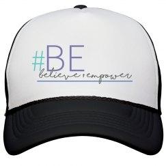 Believe and Empower Trucker Hat