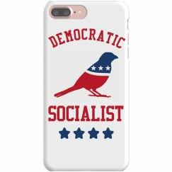 Democratic Socialist Phone Case