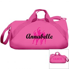 Move your body. Annabelle