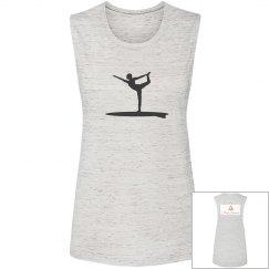 SUP Yoga Dancer pose