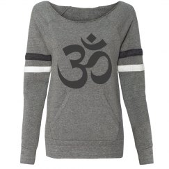 Yoga Sweat Top