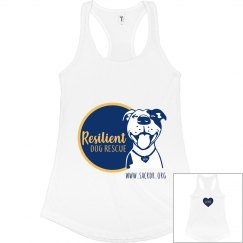 Womens Tank SACRDR Heart