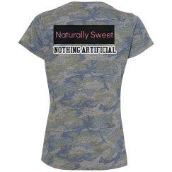 Naturally Sweet Women T-Shirt