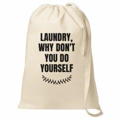 Y U NO Laundry Meme