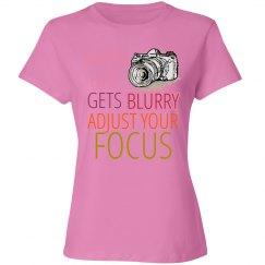 Adjust Your Focus