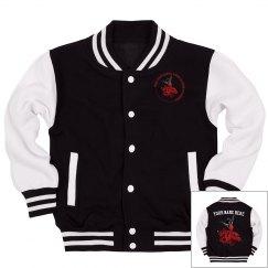 Varsity TCRDA jacket (for company members only)