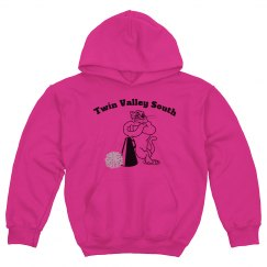 TVS Cheer Youth Hoodie