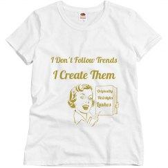 Ari create trends shirt