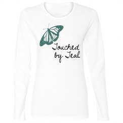 Touched by Teal