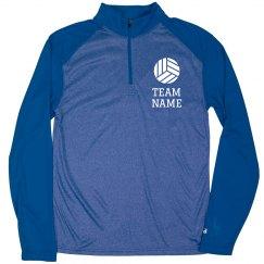 Custom Team Volleyball Pullovers