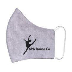 APA dance face mask