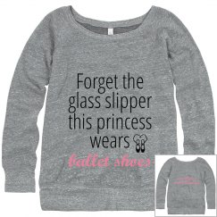 Princess Sweatshirt-Adult