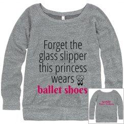 Princess Sweatshirt-Adult