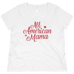 All American Mama 4th Of July