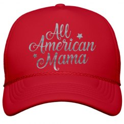All American Mama July 4th Party
