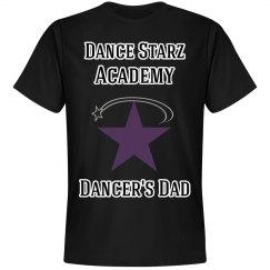 Dance Starz Dad Shirt