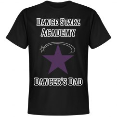 Dance Starz Dad Shirt