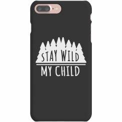 Stay Wild Case