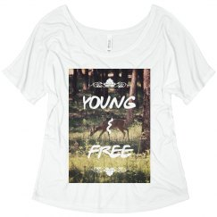 Young And Free Photo
