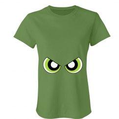 Super Green Shirt