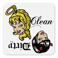Clean Dirty Dishes Magnet