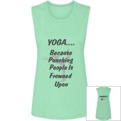 Yoga Muscle Tank