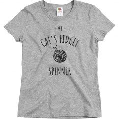 My Cat's Fidget Spinner