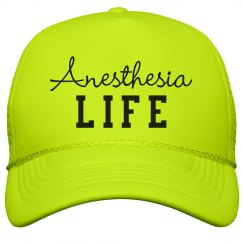 Trucker- Anesthesia Life