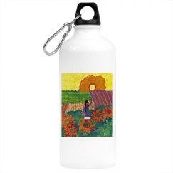Garden Lover's Water Bottle