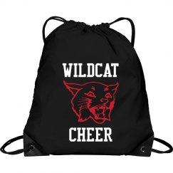 Wildcat Cheer Bag