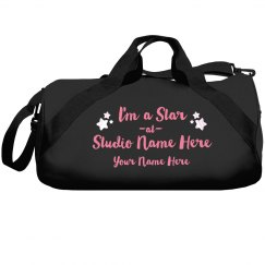 Custom Dance Bag