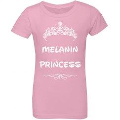 Youth Melanin Princess shirt