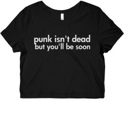 Punk≠Dead=You