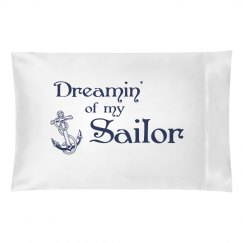 Sailor Pillowcase