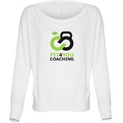 Ladies Fit4You Coaching Long Sleeved T-shirt