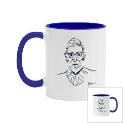 RBG Coffee Mug (double sided)