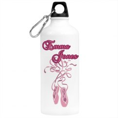 Dance Shoe Water Bottle