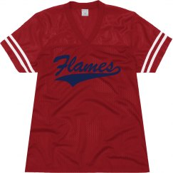 Liberty flames shirt 2.