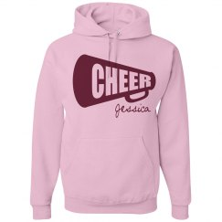 Cheer Hooded Sweatshirt