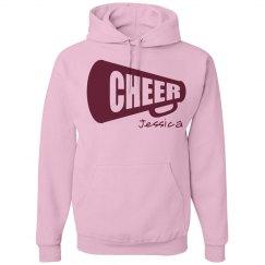 Cheer Hooded Sweatshirt