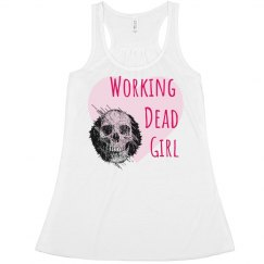 Working Dead Girl Tank