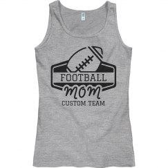 Football Mom Custom Team Tank