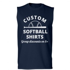 Custom Softball Team Shirts