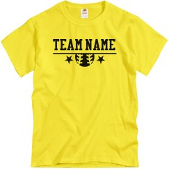 CUSTOM SOFTBALL TEAM GROUP SHIRTS