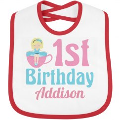 1st Birthday Cute Tea Party