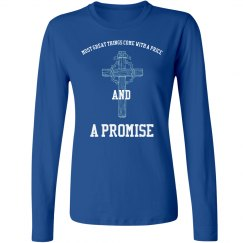 A Promise Women's Relaxed Fit