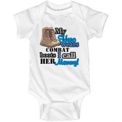 Hero Mom-Combat Boots (b)