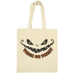Trick or Treat Halloween Tote Baag