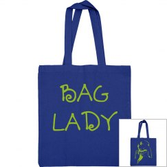 Bag Lady Tote Bag