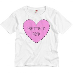 Pretty in Pink Tee: KIDS